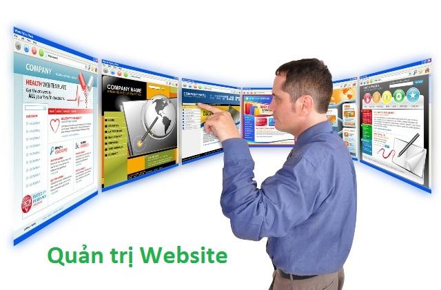 lý do nên sử dụng dịch vụ quản trị website của vinasite