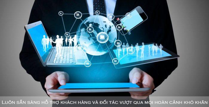 thiết kế và quản trị website